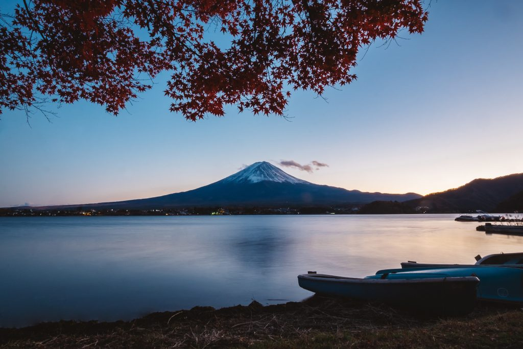 The Journey Of My Dreams To Japan