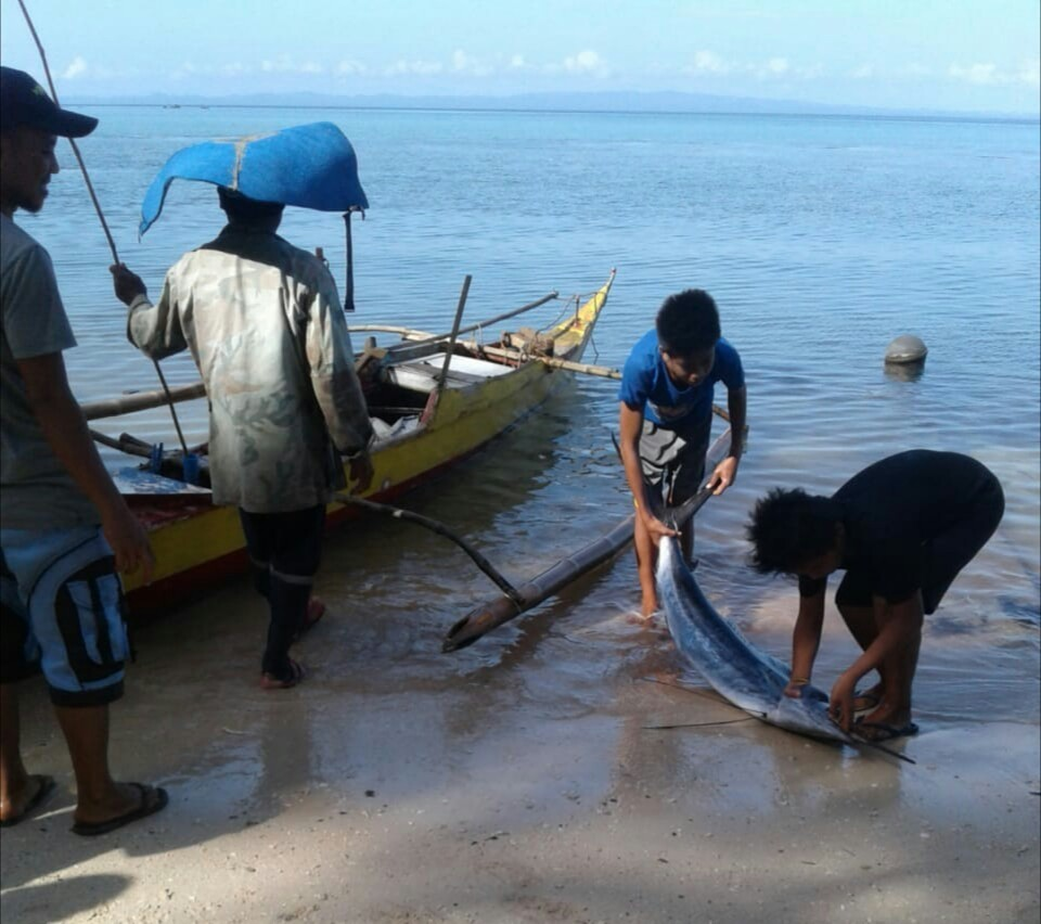 Angelita's Success Story: Funds To Make A Small Boat To Be Able To Commute To Another Island! 3