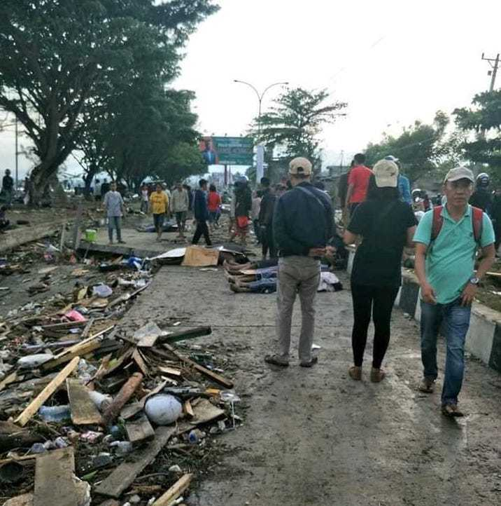 Fundraising Story About Bagus: Help For The Victims Of The Earthquake In Indonesia! 1