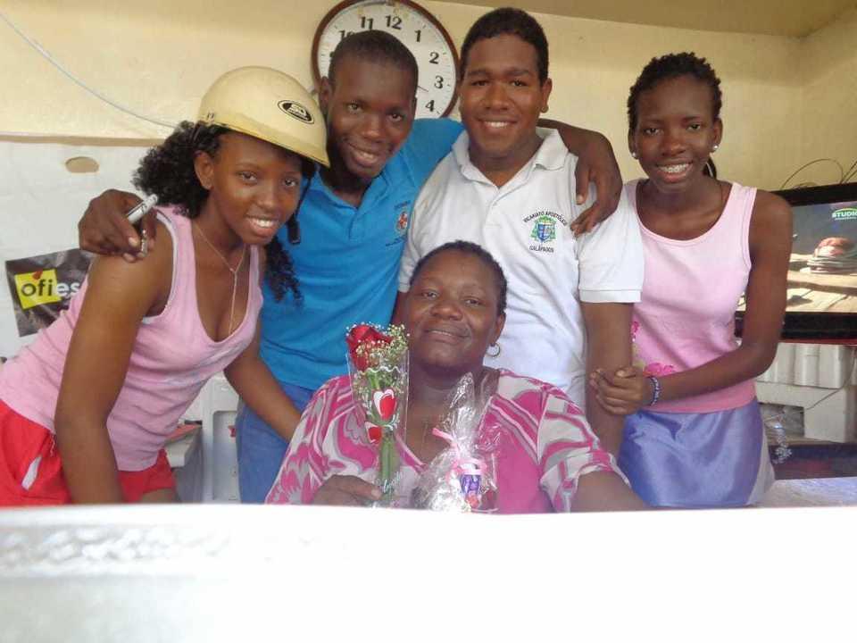 Andres Success Story: I Want To Help My Mum To Treat Her Uterus Myoma! 3