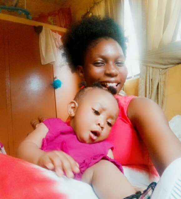 Olamide Success Story: I Need Help To Pay An Apartment For Me And My Child! 3