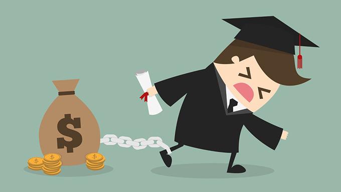 Jauhi Membuat Pinjaman Tuisyen Pengajian 1