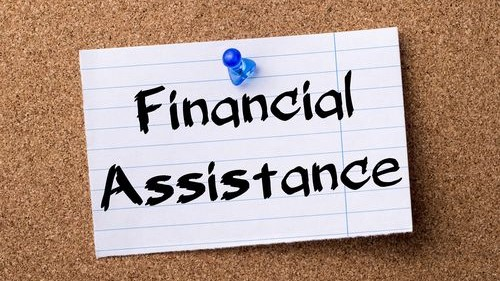 Who is eligible to get financial assistance? 1