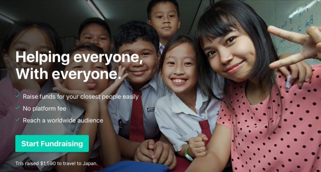 crowdfunding platform