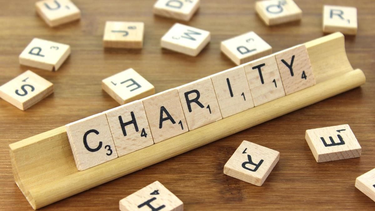 What is the meaning of charity?