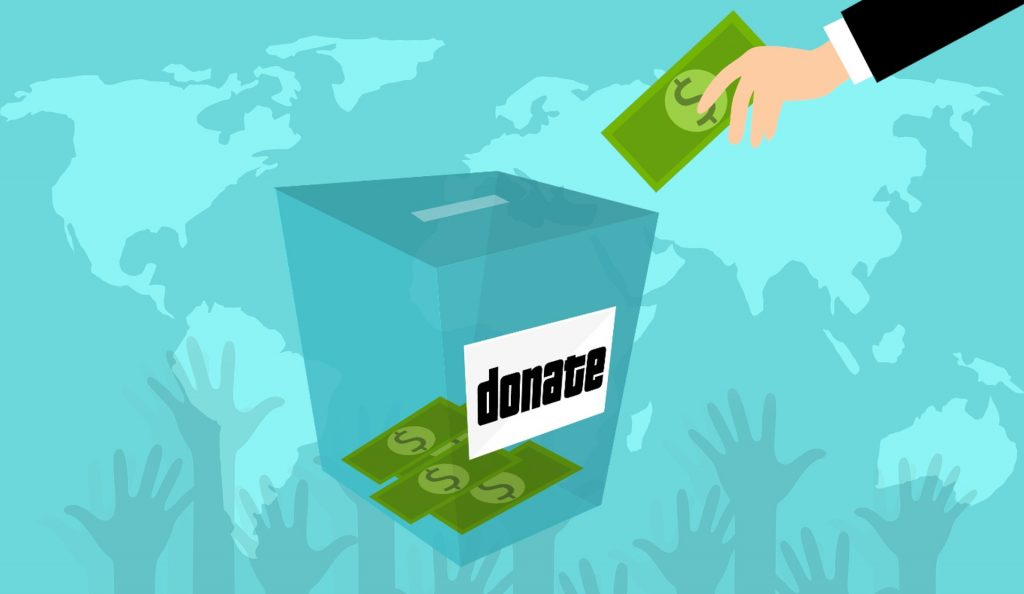 Modern Ways of making a donation